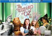 Wizard of Oz: 75th Anniversary (3-D BluRay + DVD + UltraViolet) at Sears.com