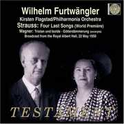 """Strauss: Four Last Songs; Wagner"""" Excerpts from Tristan und Isolde & G?tterd?mmerung (CD) at Sears.com"""