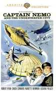 CAPTAIN NEMO & THE UNDERWATER CITY (DVD) at Sears.com