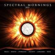 Spectral Mornings : Charity Ep. (2015) [Import] , Steve Hackett
