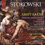 Saint-Sa?ns: Samson and Delilah (Highlights); Tchaikovsky: Eugene Onegin (Tatiana's Letter Scene) (CD) at Sears.com