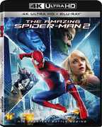 The Amazing Spider-Man 2 [4K Ultra HD + Blu-ray]