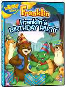 Franklin: Franklin's Birthday Party (DVD) at Kmart.com