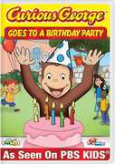 Curious George Goes to a Birthday Party (DVD) at Kmart.com