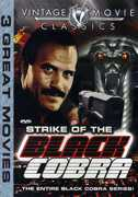 Fred Williamson: Strike of the Black Cobra (DVD) at Sears.com