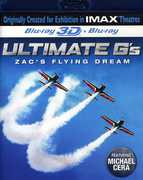 IMAX: Ultimate G's - Zac's Flying Dream 3D (Blu-Ray) at Sears.com