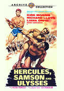 HERCULES SAMSON & ULYSSES (DVD) at Sears.com