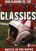 Crimson Classics: 1998 Alabama vs. LSU (DVD) at Kmart.com