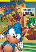 SONIC UNDERGROUND: VOLUME 1 (DVD) at Kmart.com