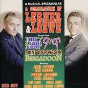 Celebration of Lerner & Loewe / Various (CD) at Sears.com