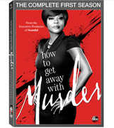 How to Get Away with Murder: Complete First Season , Viola Davis