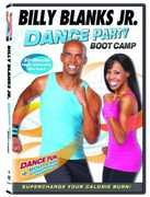 Billy Blanks JR: Dance Party Boot Camp (DVD) at Kmart.com