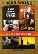 MAN FROM UTAH / DAWN RIDER (DVD) at Sears.com
