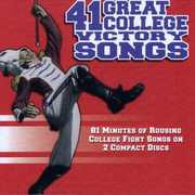 41 Great College Footbal Victory Songs (CD) at Kmart.com