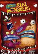 Aaahh: Rreal Monsters: Season 3 (DVD) at Kmart.com