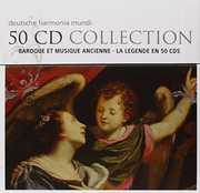 DHM 50 CD Collection [Import] , Various Artists
