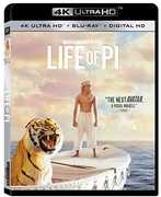 Life of Pi [4K Ultra HD + Blu-ray + Digital HD]