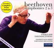 Beethoven Symphonies Nos. 2 & 3 [includes Oehms print catalogue] (CD) at Sears.com