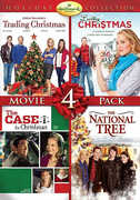 HALLMARK HOLIDAY COLLECTION MOVIE 4 PACK (DVD) at Kmart.com