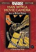 Dziga Vertov's Man With a Movie Camera (DVD) at Kmart.com