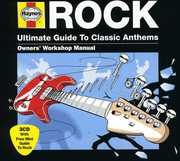 Haynes Rock: Ultimate Guide to Classic Anthems (3PC) [Import] , Various Artists