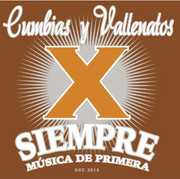Cumbia y Vallenatos X Siempre / Various (CD) at Kmart.com