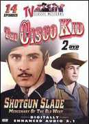 TV Classic Westerns: The Cisco Kid, Vol. 1/Shotgun Slade, Vol. 1 (DVD) at Kmart.com