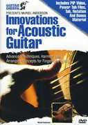 INNOVATIONS FOR ACOUSTIC GUITAR (DVD) at Sears.com