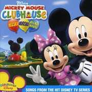 Mickey Mouse Clubhouse: Meeska Mooska Mickey Mouse (CD)