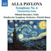 Alla Pavlova: Symphony No. 6; Thumbelina Suite (CD) at Kmart.com