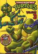 Teenage Mutant Ninja Turtles: Volume 3 (DVD) at Sears.com