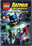 Lego Batman: The Movie DC Superheroes Unite (DVD)