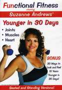 Suzanne Andrews: Functional Fitness - Younger in 30 Days (DVD) at Kmart.com