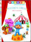 Pocoyo: Pocoyo Circus , Stephen Fry