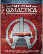 Battlestar Galactica: The Definitive Collection (Blu-Ray) at Kmart.com