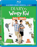 Diary of a Wimpy Kid: Dog Days (Blu-Ray + DVD + Digital Copy) at Kmart.com