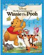 Many Adventures of Winnie the Pooh (Blu-Ray + DVD + Digital Copy) at Kmart.com