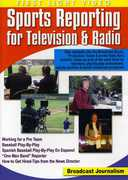 Sports Reporting for Television & Radio (DVD) at Sears.com