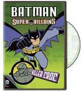 Batman Super Villains: Killer Croc (DVD) at Kmart.com