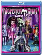 MONSTER HIGH GHOULS RULE (Blu-Ray) at Kmart.com