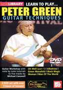 Lick Library: Learn to Play... Peter Green Guitar Techniques (DVD) at Sears.com