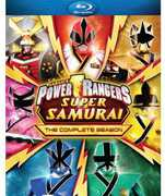 POWER RANGERS SUPER SAMURAI: THE COMPLETE SEASON (Blu-Ray) at Kmart.com