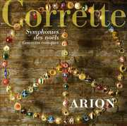 Corrette: Symphonies des no?ls; Concertos comiques (CD) at Sears.com