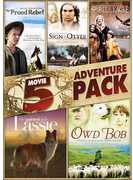 5-MOVIE FAMILY ADVENTURE PACK V.2 (DVD) at Sears.com