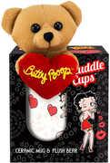 Betty Kisses Mug W/  Plush