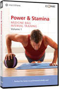 POWER & STAMINA: MEDICINE BALL INTERVAL TRAINING 1 (DVD) at Sears.com