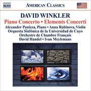 David Winkler: Piano Concerto; Elements Concerti (CD) at Kmart.com