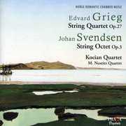 Edvard Grieg: String Quartet Op. 27; Johan Svendsen: String Octet Op. 3 (SACD-Hybrid) at Sears.com
