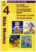 4 MGM Kids Movies (DVD) at Sears.com