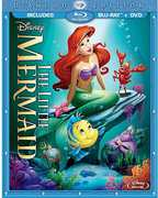 The Little Mermaid (Blu-Ray + DVD) at Kmart.com